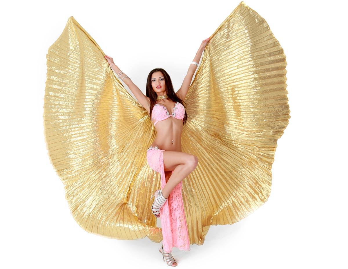 Танец с крыльями